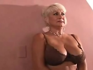 mature granny russian