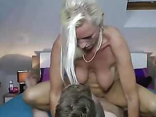 old & mature milf