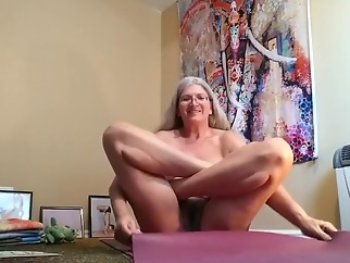 mature granny hairy